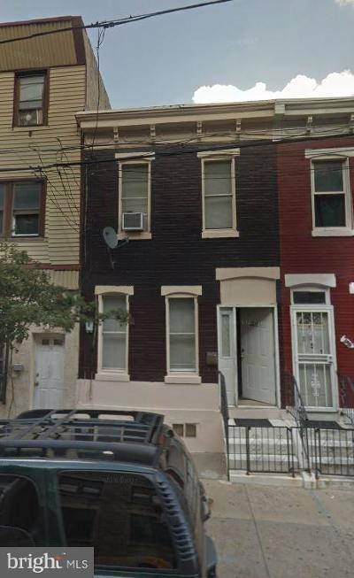 Philadelphia PA Townhouse For Sale: $37,000