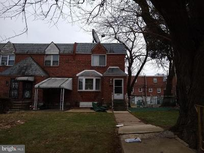Mt Airy (East) Townhouse Under Contract: 1226 E Mount Airy Avenue