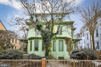 Germantown Multi Family Home For Sale: 113 W Queen Lane
