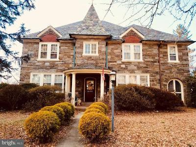 Philadelphia Single Family Home For Sale: 6408 N 6th Street
