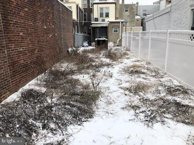 Fishtown Residential Lots & Land For Sale: 2317 E Oakdale Street