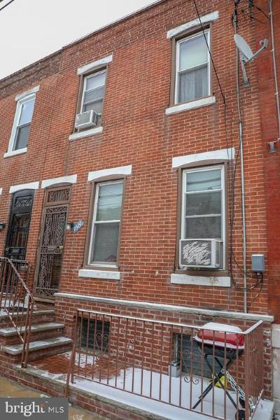 Point Breeze Multi Family Home For Sale: 1519 S 19th Street