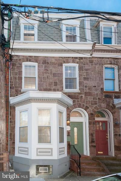 Graduate Hospital Townhouse For Sale: 2212 Fitzwater Street