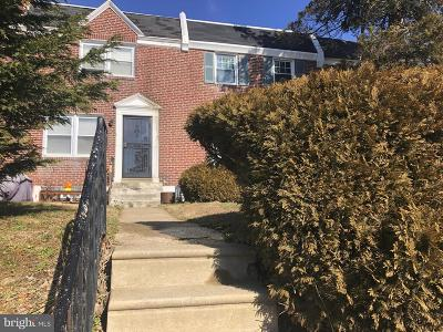 Mt Airy (East) Townhouse For Sale: 7715 Rugby Street