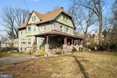 Germantown Single Family Home For Sale: 461 E Locust Avenue