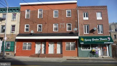 Philadelphia Multi Family Home For Sale: 1211 Ridge Avenue