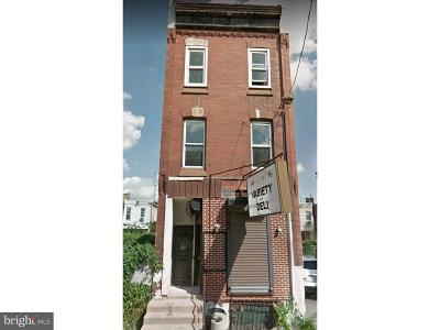 Brewerytown Multi Family Home For Sale: 1931 N 31st Street