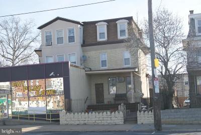 Philadelphia PA Single Family Home For Sale: $225,000
