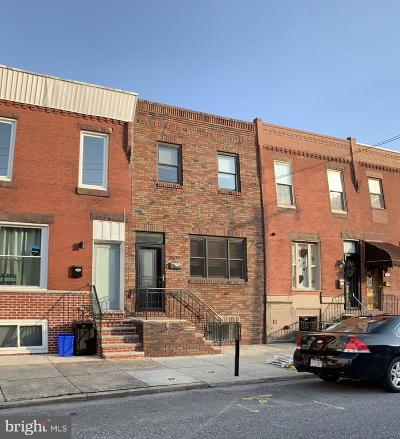 Girard Estate Area Townhouse Active Under Contract: 2607 S 17th Street