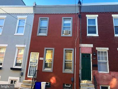 Point Breeze Townhouse For Sale: 1524 S Capitol Street