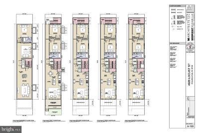 Philadelphia Multi Family Home For Sale: 4926 Locust Street