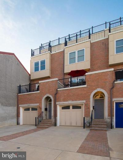 Roxborough Townhouse For Sale: 310 Delmar Street