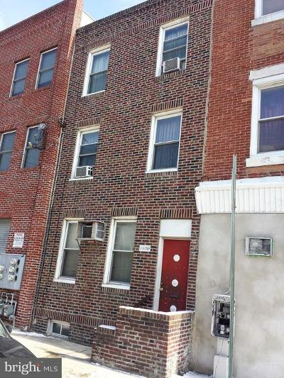 Point Breeze Townhouse For Sale: 1339 S 17th Street