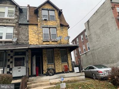 Philadelphia Single Family Home For Sale: 2127 W Ontario Street