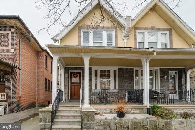 Philadelphia Single Family Home For Sale: 2513 S 19th Street