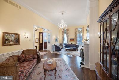 Rittenhouse Square Townhouse For Sale: 2022 Delancey Street