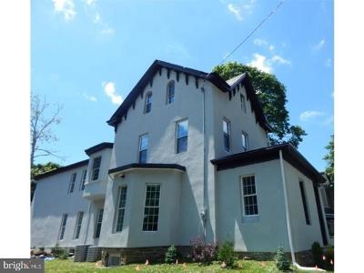 Philadelphia Single Family Home For Sale: 6368 McCallum Street