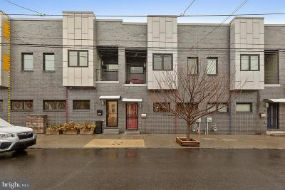 Fishtown Townhouse For Sale: 2423 E Hagert Street