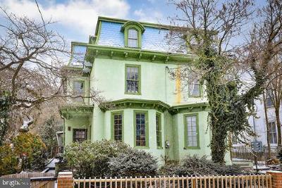 Philadelphia PA Single Family Home For Sale: $165,000