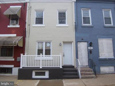 Brewerytown Townhouse For Sale: 1728 N Marston Street