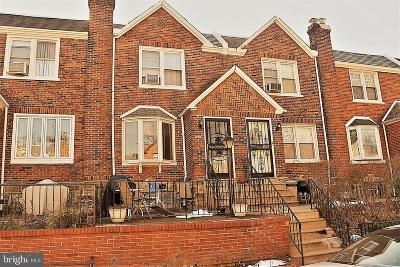 Mt Airy (East) Townhouse For Sale: 7368 Rugby Street