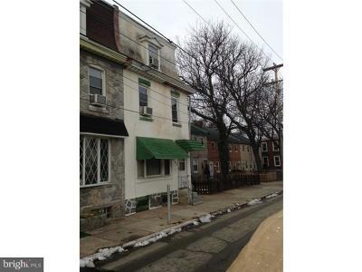 Philadelphia Single Family Home For Sale: 331 E Rittenhouse Street