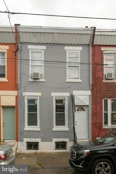 Point Breeze Townhouse For Sale: 2138 Fernon Street