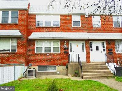 Philadelphia Multi Family Home For Sale: 12464 Knights Road