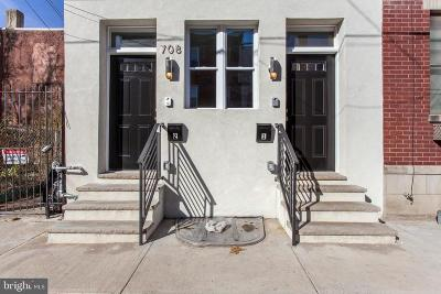 Philadelphia Multi Family Home For Sale: 708 S 20th Street