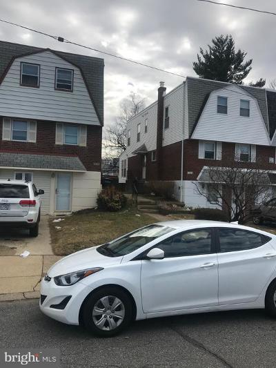 Philadelphia Single Family Home For Sale: 9025 Eastview Street
