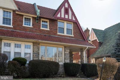 Mt Airy (East) Single Family Home For Sale: 720 E Phil Ellena Street
