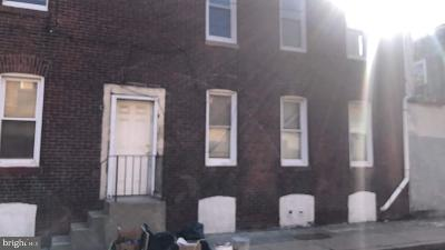 Philadelphia Multi Family Home For Sale: 2012 E Tioga Street