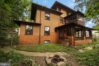Single Family Home For Sale: 305 W Hortter Street
