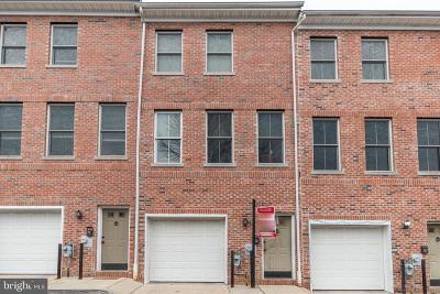Roxborough Townhouse For Sale: 406 Leverington Avenue #D