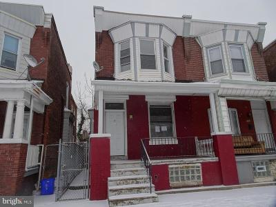 Philadelphia Single Family Home Under Contract: 139 N 52nd Street