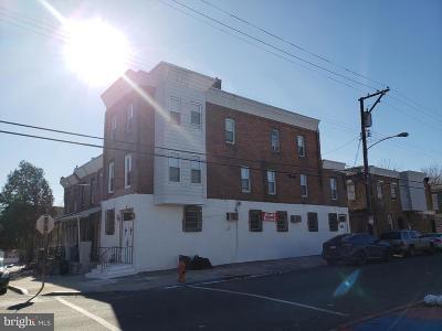 Philadelphia PA Multi Family Home For Sale: $125,000