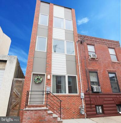 Queen Village Townhouse For Sale: 513 S Manton Street