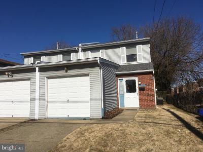 Rhawnhurst Single Family Home For Sale: 1611 Rhawn Street