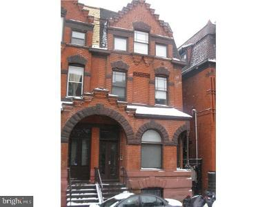 Philadelphia Multi Family Home For Sale: 1514 N 17th Street