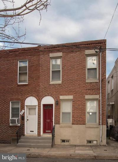 Graduate Hospital Townhouse For Sale: 809 S Bambrey Street