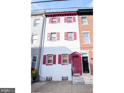 Philadelphia County Townhouse For Sale: 522 S 22nd Street