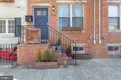 Philadelphia County Single Family Home For Sale: 1024 S 22nd Street