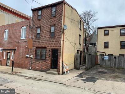 Northern Liberties Townhouse For Sale: 1043 N Leithgow Street