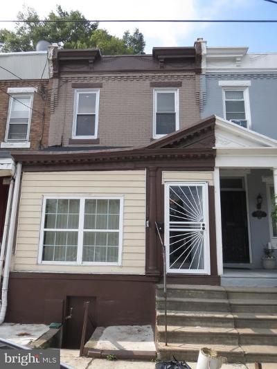 Philadelphia Townhouse For Sale: 5716 Arch Street