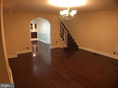 Philadelphia Single Family Home For Sale: 3021 Teesdale Street