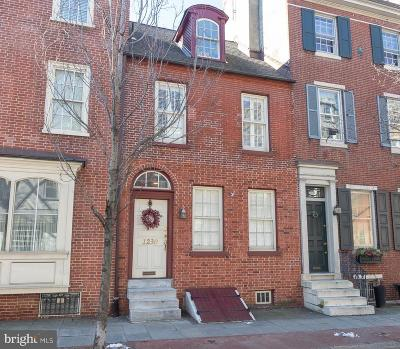 Philadelphia County Townhouse For Sale: 1230 Pine Street