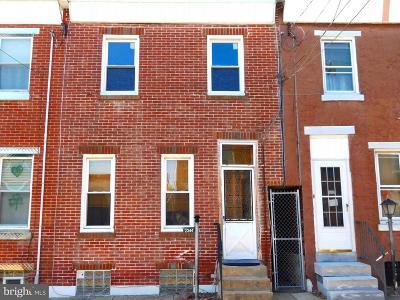 Fishtown Townhouse For Sale: 2344 E Hagert Street
