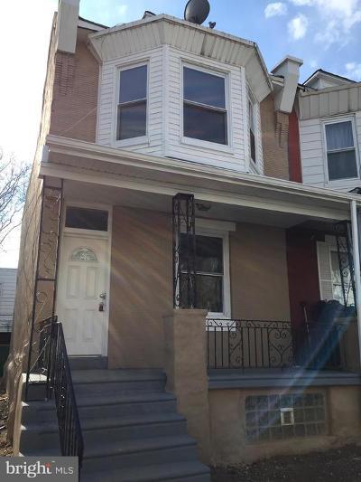 Germantown Townhouse For Sale: 460 W Earlham Terrace