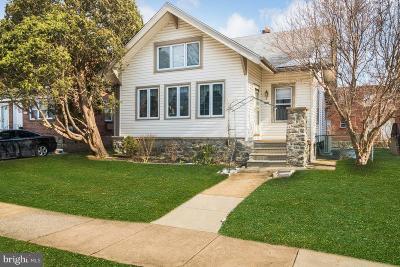 Burholme Single Family Home For Sale: 7205 Dungan Road