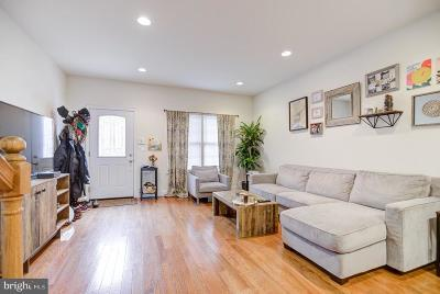 Graduate Hospital Townhouse For Sale: 1708 W Montrose Street